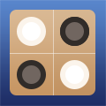 Reversi by Skillgamesboard now available on Facebook.