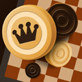 Checkers by SkillGamesBoard  gets a convenient design revamp.